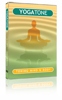 Yogatone, yoga at home DVD